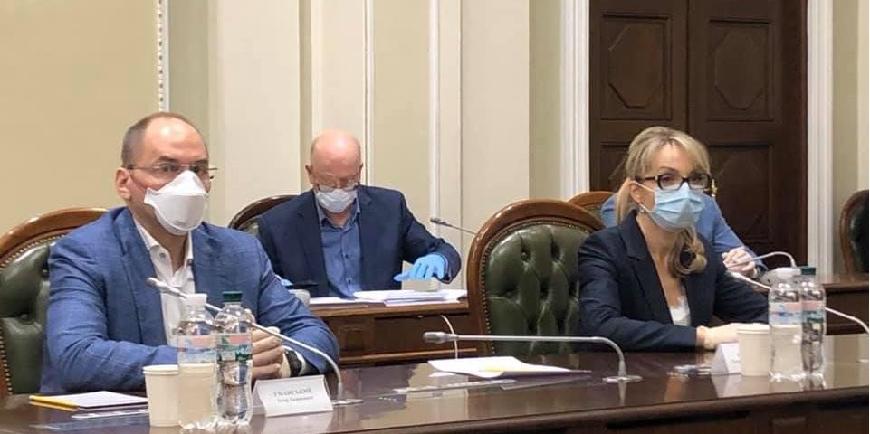 Глава Минздрава Емец и глава Минфина Уманский подали в отставку