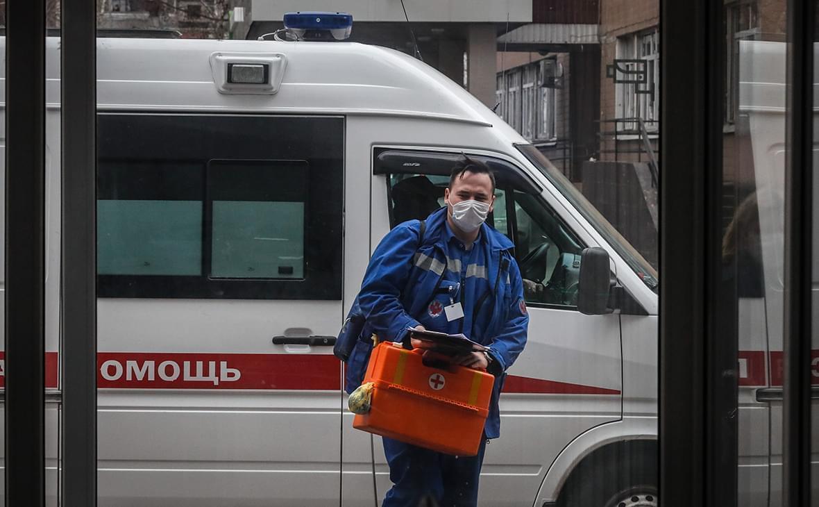 Коронавирус в России 6 апреля
