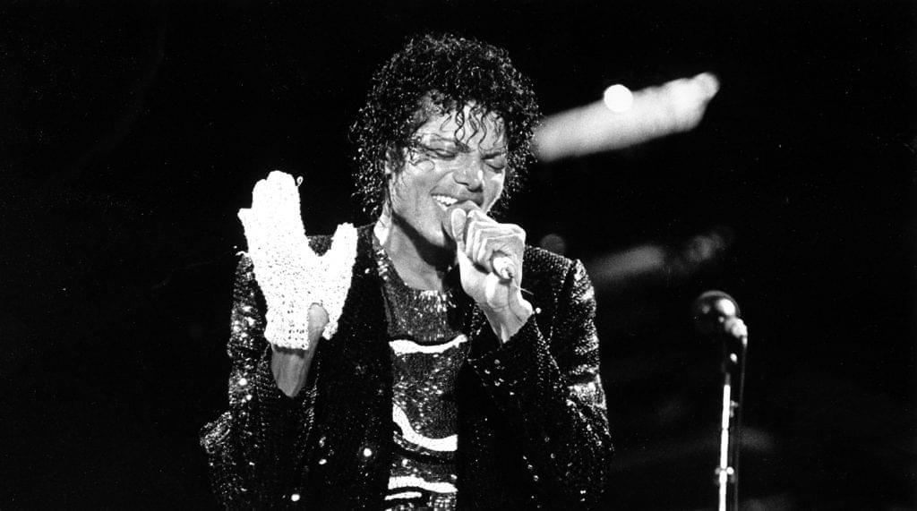 біла перчатка Майкла Джексона