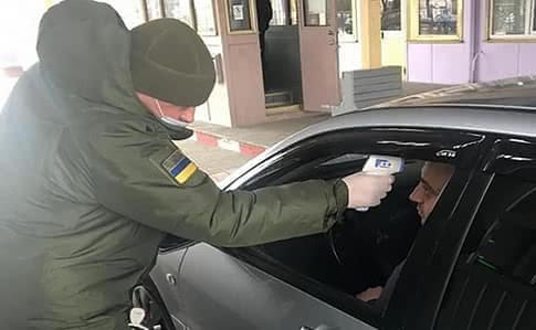 С четверга 16 апреля до понедельника 20 апреля всем водителям и пассажирам на въезде в Киев будут мерить температуру