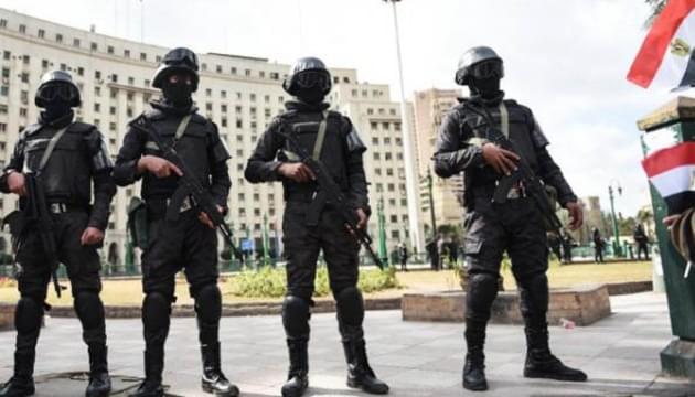 спецоперация в Египте