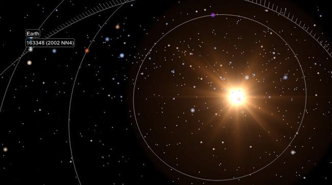 астероид 163348 (2002 NN4)