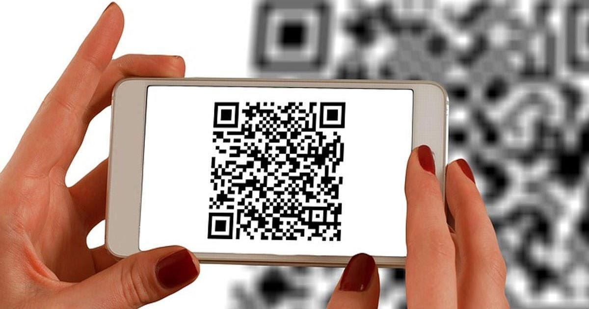 сканнер QR-кодов в приложении Дия