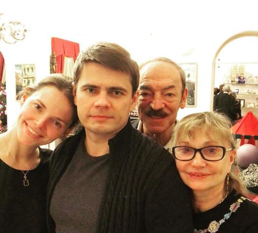 Семья Боярского