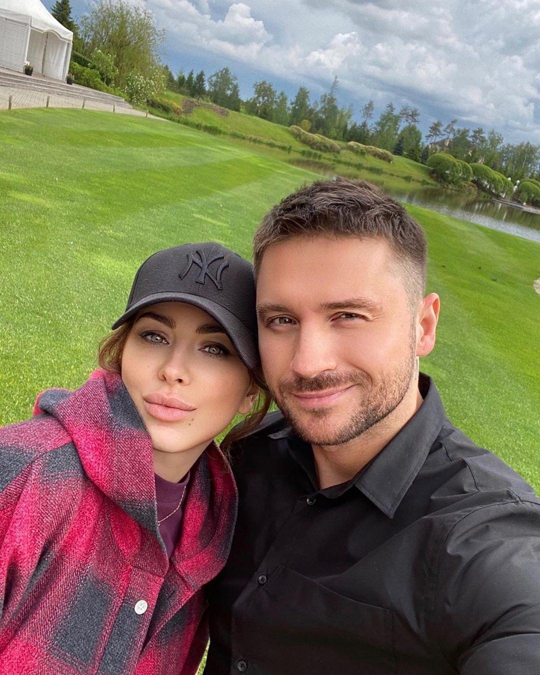 Ани Лорак и Сергей Лазарев фото