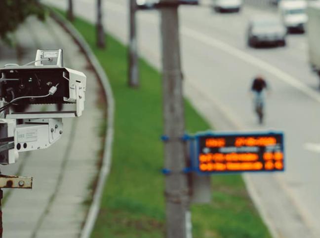 Камеры автоматической фиксации ПДД