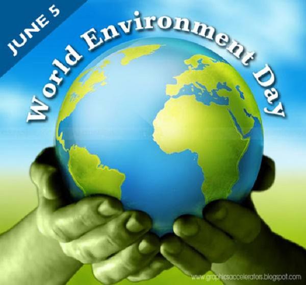 Привітання з Всесвітнім днем охорони навколишнього середовища 2020
