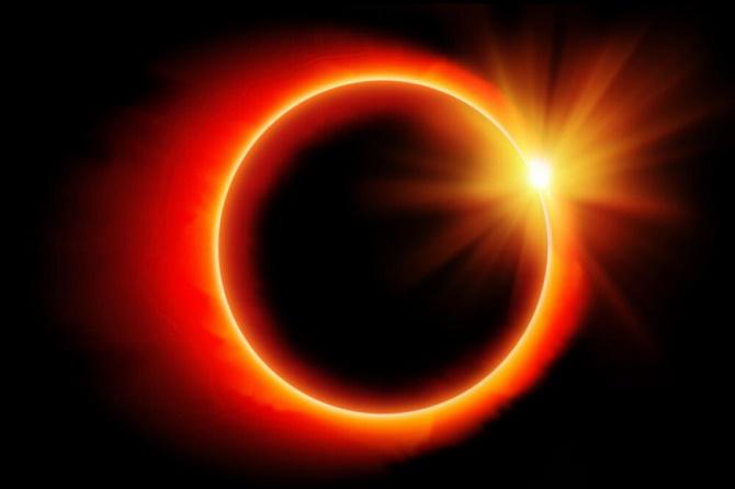 Сонячне затемнення 2020