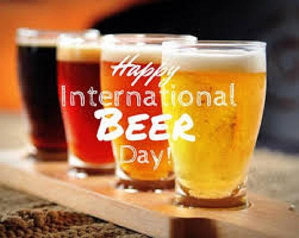 Поздравления с Международным Днем пива