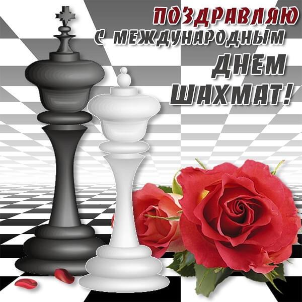 поздравления с днем шахматиста