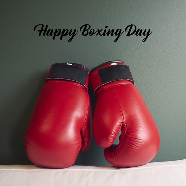 привітання з днем боксу 2020