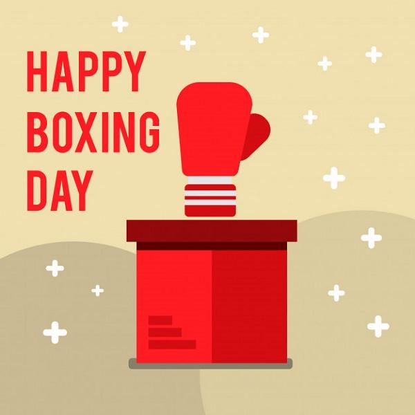 день боксу привітання
