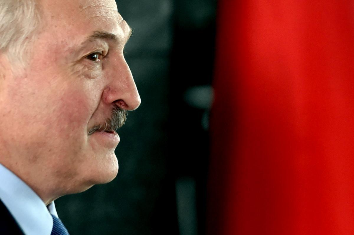 Аленсандр Лукашенко