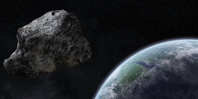 5 августа астероид приблизится к Земле
