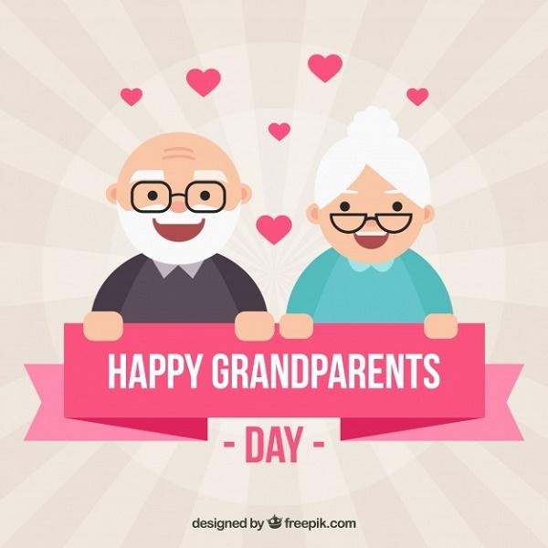 Привітання з Днем бабусь і дідусів вірші